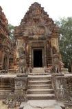 Preah Ko temple ruins Stock Image