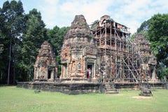Preah  Ko 2 Stock Photos