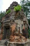 Preah Ko temple Royalty Free Stock Photo