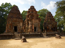Preah Koh - Roluos Royalty Free Stock Images