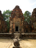 Preah Koh - Roluos Royalty Free Stock Photography