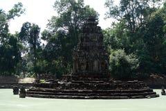 Preah Neak Pean, Siem Reap, Cambodia Stock Image