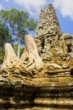 Preah Palilay Temple, Cambodia Stock Photo