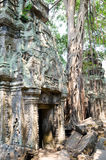 Preah Pithu in Angkor, Cambodia Stock Photo