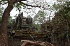 Preah Pithu Group, Angkor Thom Stock Photo