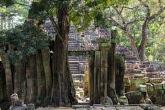 Preah Pithu temple Stock Photos