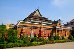 Preah Prom reath Pagoda Royalty Free Stock Photography