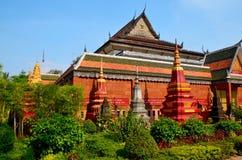 Preah Prom reath Pagoda Stock Photos
