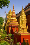 Preah Prom reath Pagoda Stock Photography