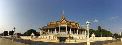 Preah Thineang Chan Chhaya Panorama imagens de stock royalty free