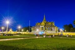 Preah Thineang Chan Chhaya Samdach Sothearos. Blvd Phnom Penh,Cambodia royalty free stock photography