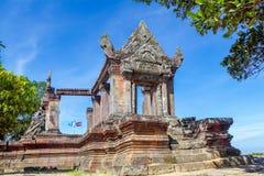 PREAH VIHEAR świątynia światowe dziedzictwo Kambodża królestwo cud Zdjęcia Stock