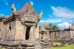 Preah Vihear Kambodża, Dec, - 03 2016: Preah Vihear świątynia fama Zdjęcia Stock