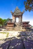PREAH VIHEAR TEMPEL ett världsarv av det Cambodja kungariket av under Royaltyfria Foton