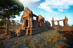 Preah Vihear Temple Royalty Free Stock Images