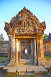 Preah Vihear Temple Royalty Free Stock Image