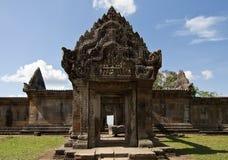Preah- Viheartempel stockbilder