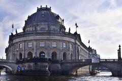 Preannunciare-museo a Berlino Immagini Stock Libere da Diritti