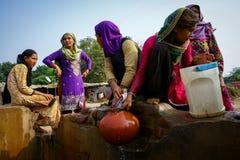 Precários - Índia Fotos de Stock Royalty Free