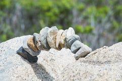 Precarious creation Stock Photography