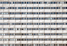 Precast apartment building in Berlin Royalty Free Stock Image