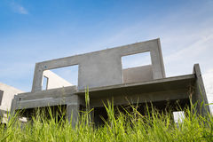 Precast Building Royalty Free Stock Images
