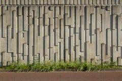 Precast wall. Royalty Free Stock Photos