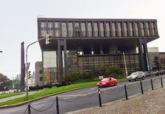 Precedente costruzione della libertà radiofonica a Praga Fotografia Stock Libera da Diritti