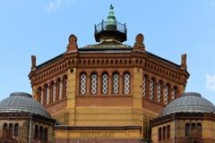 Precedente costruzione della posta a Berlino Fotografie Stock Libere da Diritti