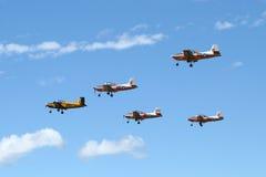 Precedente istruttore di RAAF - CT4 Fotografia Stock