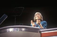 Precedente picchiettio Schroeder del Congresswoman fotografia stock
