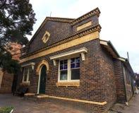 Precedenti camere del Consiglio di Dumaresq Shire immagini stock