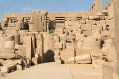 Precinct of Amun-Re Stock Images