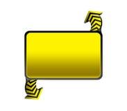 Precio o ejemplo de la etiqueta engomada del descuento Foto de archivo libre de regalías