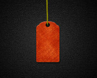 Precios en blanco Fotografía de archivo libre de regalías