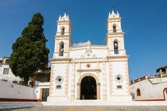 Preciosa Sangre De Cristo parafia, Taxco Meksyk zdjęcie stock