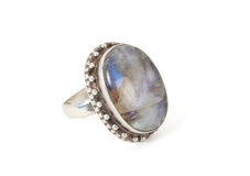 Precious. An antique ring in color Royalty Free Stock Photography