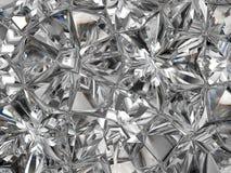Precious Gemstone closeup texture and kaleidoscope Royalty Free Stock Photos