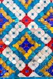 Precious mosaic Royalty Free Stock Image