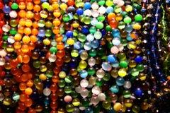 Precious necklace stock images