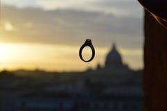 precious pierścionek Obraz Stock