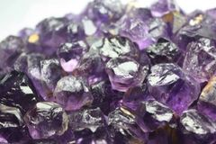 Precious and Semi-precious Stone Royalty Free Stock Images