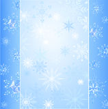 Precious snowflakes Royalty Free Stock Photos