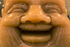 Precious Stone Buddha Stock Image