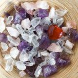 Precious stones Stock Photography