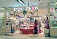 Precious thats shop in hong kong Royalty Free Stock Photography