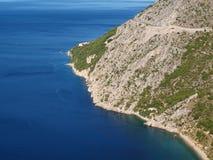 Precipitous cliff Stock Photo
