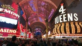 Precis en annan natt i Las Vegas Arkivbilder