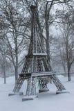 Precis som Paris Arkivfoto