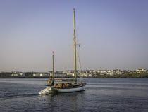 Precis vänster port Royaltyfri Bild